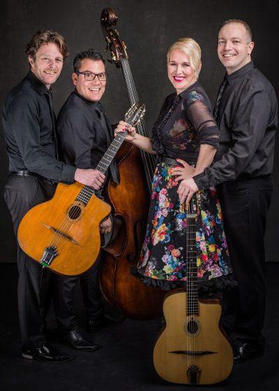 Marcia Bamberg Kwartet